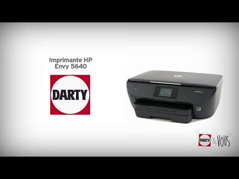 Présentation Darty de l'imprimante HP Envy 5640