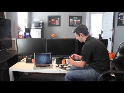 How to Setup TripleHead2Go