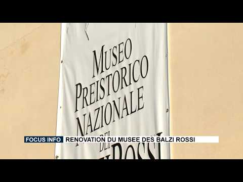 Focus Info: Renovation of the Balzi Rossi Museum
