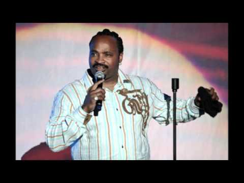 Comedian Rodney Perry Clowning, Lisp Joke