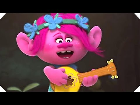 """TROLLS - """"Sound Of Silence"""" - Movie Song CLIP (Animation - Movie HD)"""