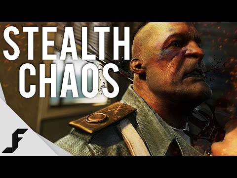 STEALTH CHAOS - Dishonored 2 Walkthrough + Gameplay Impressions