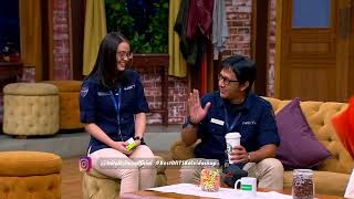 Video The Best Ini Talk Show - Kocak Mas Andre Ketahuan Tiru Mas Wishnutama MP3, 3GP, MP4, WEBM, AVI, FLV September 2018