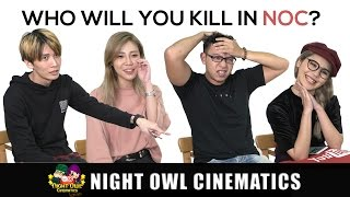 Video Who Will You Kill In NOC? MP3, 3GP, MP4, WEBM, AVI, FLV November 2018