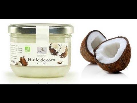 comment appliquer l'huile de coco sur les cheveux afro