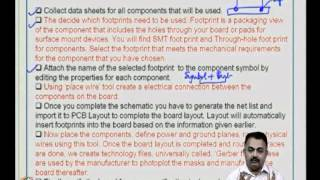 Mod-05 Lec-21 Design Flow Considerations; Beginning A Circuit Design With Schematic Work