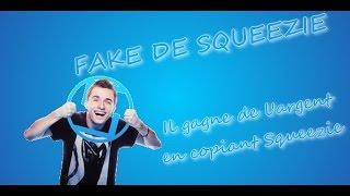 FAKE SQUEEZIE ! UN MEC COPIE SQUEEZIE POUR L'ARGENT ! [CDG]