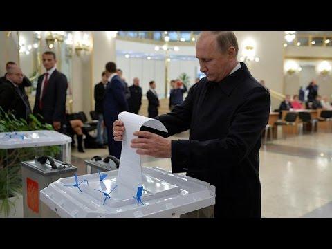 Ρωσία: Εκλογικό θρίαμβο της «Ενωμένης Ρωσίας» προβλέπουν οι αναλυτές
