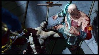 GOW Ascension - Online Venciendo a Hercules - Arena cooperativa