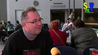 Interview: Andreas Steiger inkl. Vorstellung von Targi Die Erweiterung