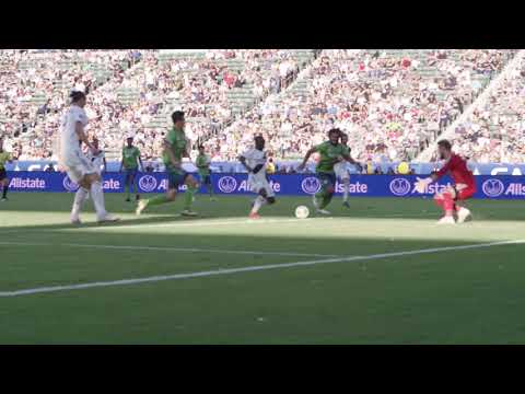 Video: SLO-MO GOAL: Ema Boateng capitalizes on Seattle's error and finds the back of the net
