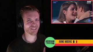 Video Spain    Eurovision 2018 Reaction Video   Alfred and Amaia - Tu Canción MP3, 3GP, MP4, WEBM, AVI, FLV Maret 2018