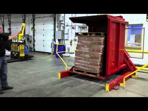 GL Series - Pallet Inverter Product Training Video