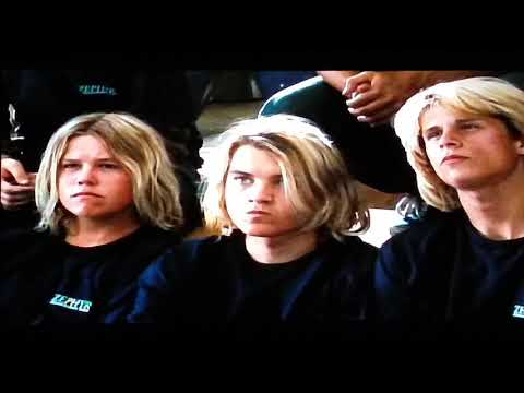 Lords of Dogtown 2005 - Skip gives them their skateboards