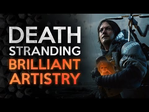 Death Stranding - Brilliantly Artistic