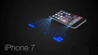 NEW IPHONE 7 RELEASE TRAILER!!!, iPhone, Apple, iphone 7