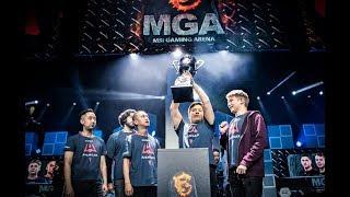 MGA 2018 : Live Grand Final CS:GO - Avangar vs. compLexity