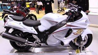 10. 2016 Suzuki Hayabusa GSXR1300 - Walkaround - 2015 Tokyo Motor Show