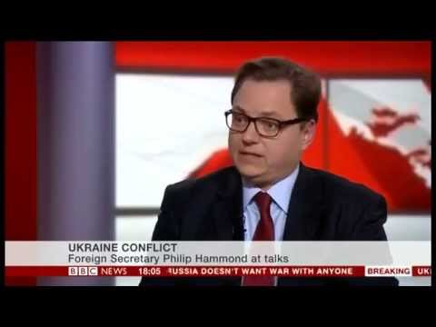 BBC News Channel, Andy Hunder, Ukrainian Institute, How to stop Vladimir Putin?