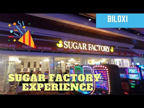 Biloxi Hard Rock Hotel & Casino Sugar Factory Restaurant Experience (2020 Edition)- Let's Celebrate!