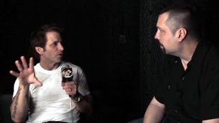 Zack Snyder Extended Interview - Man Of Steel (JoBlo.com)