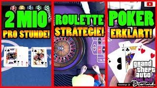 Video 🤑Casino 2 MIO DOLLAR Pro Stunde SOLO Geld Trick!🤑 ALLE Spiele Erklärt! [GTA 5 Online Update DLC] MP3, 3GP, MP4, WEBM, AVI, FLV September 2019