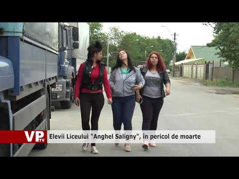 """Elevii Liceului """"Anghel Saligny"""", în pericol de moarte"""
