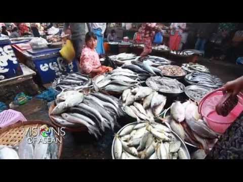 Visions of ASEAN ตอนที่ 56 : ประมงอาเซียน | ASEAN Fisheries [8-11-2558]