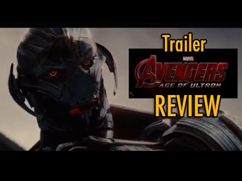 review trailer - The Official Age of Ultron Trailer leaked online so I'm going to review it in one word: AWESOME Trailer: http://io9.com/our-best-look-yet-at-ultron-plus-the-hulkbuster-from-a-1649586887 Last...
