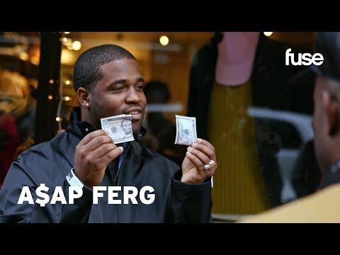 A$AP Ferg Learns A Magic Trick   Hip-Hop Houdini   Fuse