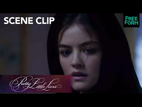 Pretty Little Liars | Season 7, Episode 16: Aria Destroys Ali and Emily's Nursery | Freeform