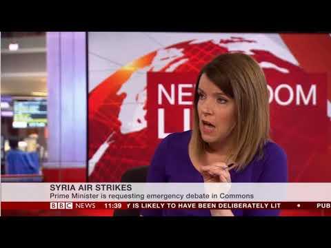 Журналист BBC решила, что правда - она неуместна