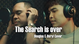 The search is over - survivor - Cover by Douglas & Daryl Ong