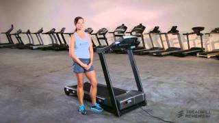 Read the full review here: http://www.treadmillreviews.net/bh-fitness-s1ti/ To find more info on the BH Fitness S1Ti Folding ...