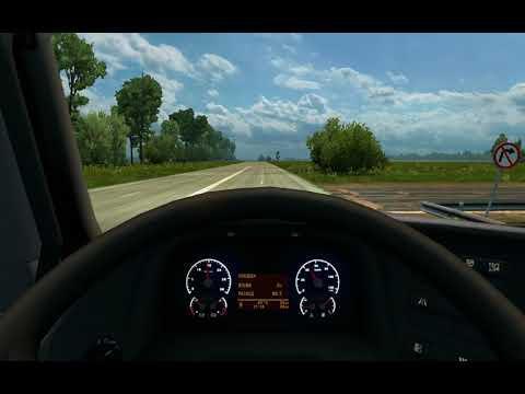KAMAZ 5490 NEW Dashboard v1.0