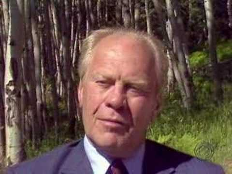 Gerald Ford In His Own Words