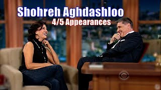 Video Shohreh Aghdashloo - A Sophisticated Attractive Persian Woman - 4/5 Visits In Chronological Order MP3, 3GP, MP4, WEBM, AVI, FLV Agustus 2018