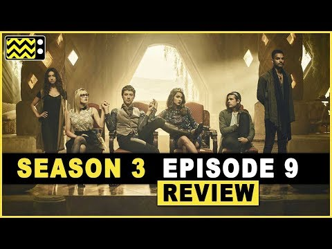 The Magicians Season 3 Episode 9 Review w/ Rizwan Manji | AfterBuzz TV