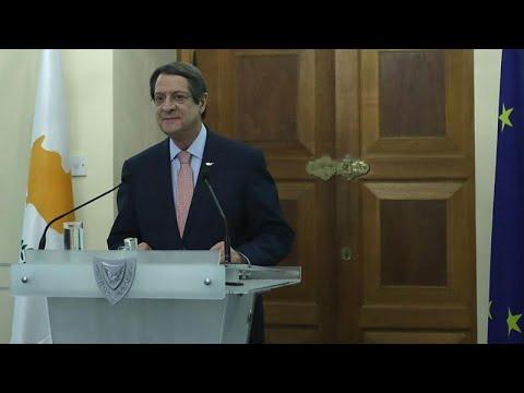 Ν. Αναστασιάδης: Καθοριστικό για το μέλλον της Κύπρου το 2019…