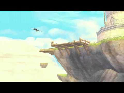 Nintendo's new Skyward Sword trailer is simply a marvel to behold