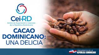 Cacao dominicano: Una Delicia