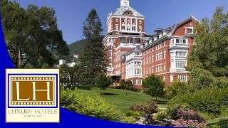 Hot Springs (VA) United States  City new picture : Luxury Hotels - Omni Homestead - Hot Springs (VA)