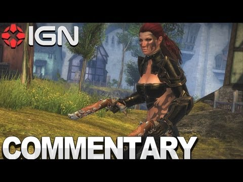 Guild Wars 2 – Thief Profession Commentary