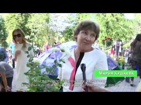 Очереди за селфи и розы за улыбку: как в Самаре прошел фестиваль цветов