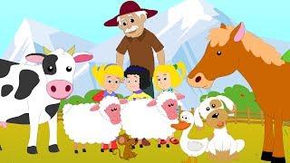 Video Old Macdonald had a farm | Nursery Rhyme MP3, 3GP, MP4, WEBM, AVI, FLV Februari 2018