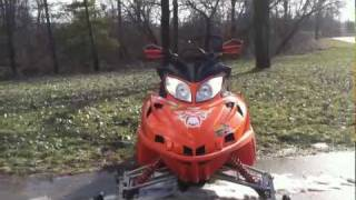 10. 2006 Arctic cat crossfire