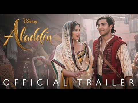 The First Full Trailer for Disney s LiveAction Alladdin