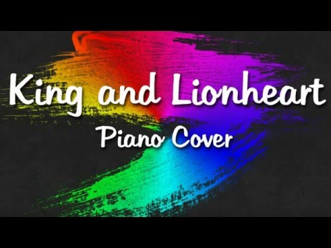 King And Lionheart - Of Monsters And Men (Piano Cover)
