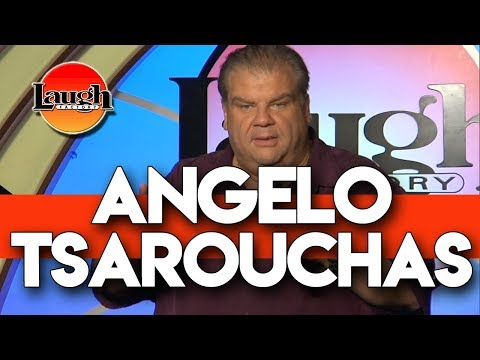 Angelo Tsarouchas | Technology | Stand Up Comedy