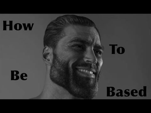 how to be based